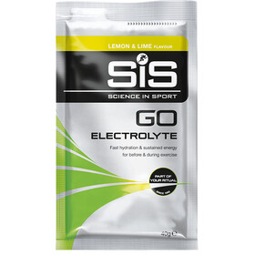 SiS GO Electrolyte Drink Box 18x40g, Lemon/Lime